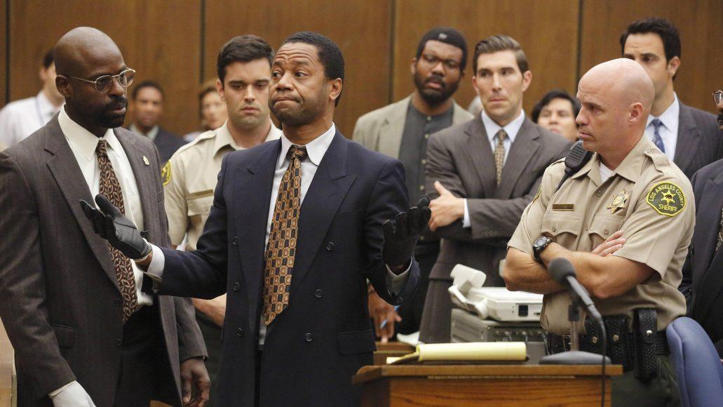 Американска криминална история: Народът срещу О Джей Симпсън