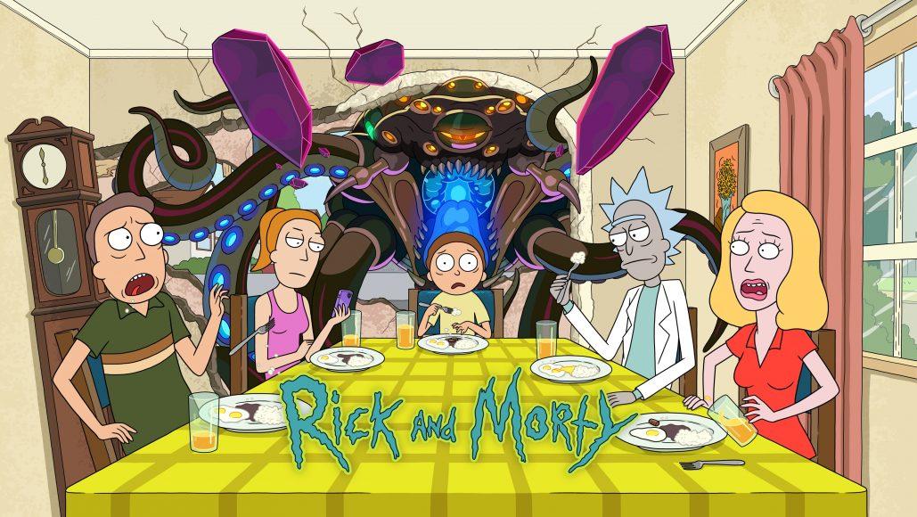 Рик и Морти (HBOGO)